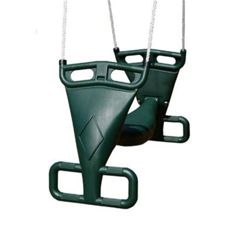 tandem swing gorilla playsets tandem swing 04 0020 the home depot