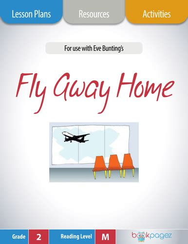 Fly Away Home Lesson Plan | bookpagez teaching resources tes