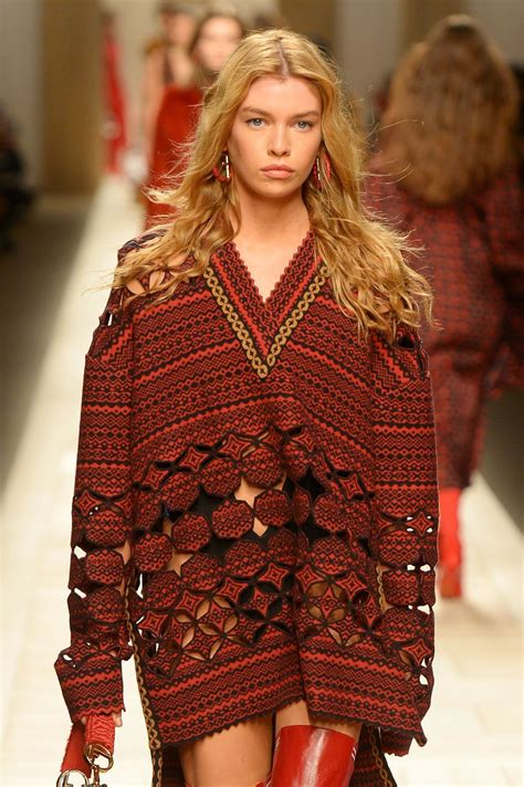 Fashion Week Fendi by Stella Maxwell Walks Fendi Show At Milan Fashion Week 2 23