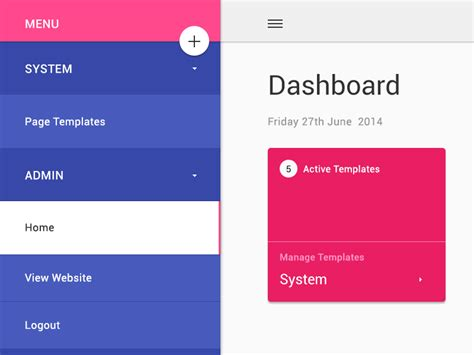 google material design layout google s material design by sam mearns dribbble