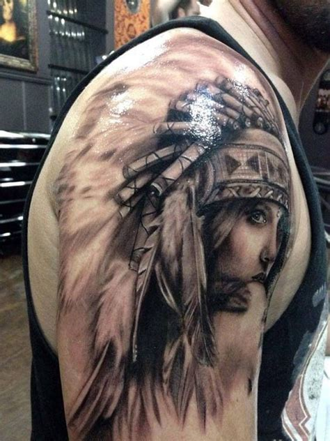 native american tattoo creativefan