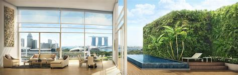 appartments singapore capitol singapore residences eden luxury apartments in