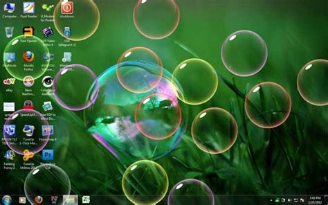 Live Bubble Themes | download bubbles theme pack for windows 7 pc seven