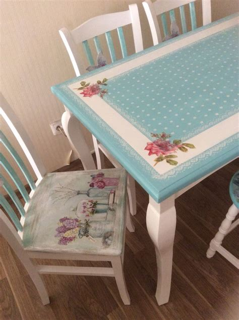 decoupage kitchen table 1000 ideas about decoupage chair on decoupage
