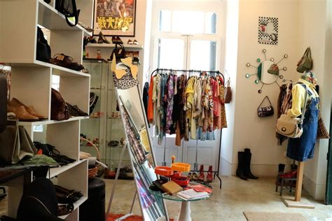 arredamento negozi vintage negozi vintage a lisbona tutti gli indirizzi che stavi
