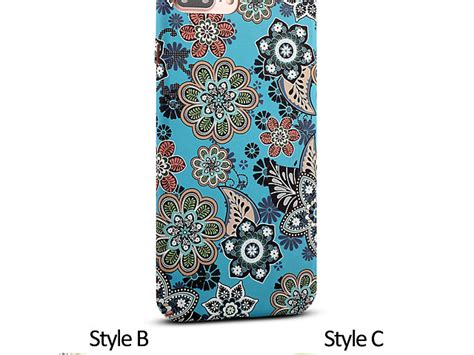 Casing Hardcase Standing Ring Korea Asus Zenfone Selfie iphone 7 plus gorgeous pattern ultra thin back