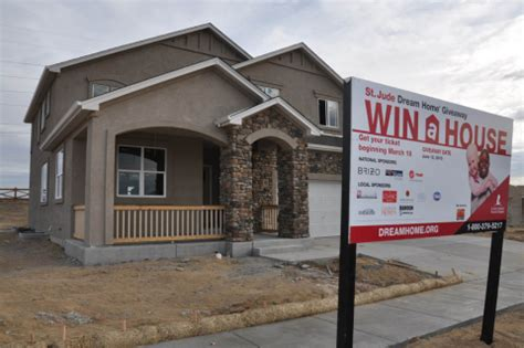 St Jude House Giveaway Colorado Springs - st jude dream home giveaway