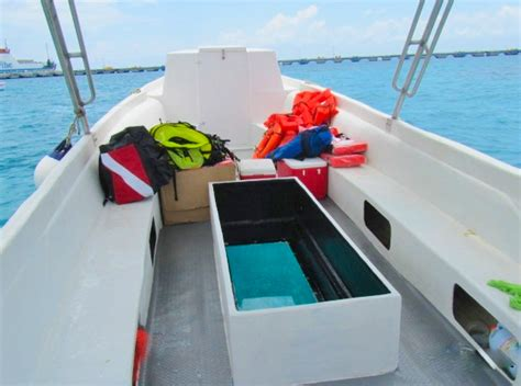 glass bottom boat tour cozumel glass bottom boat snorkeling tour cozumel cruise