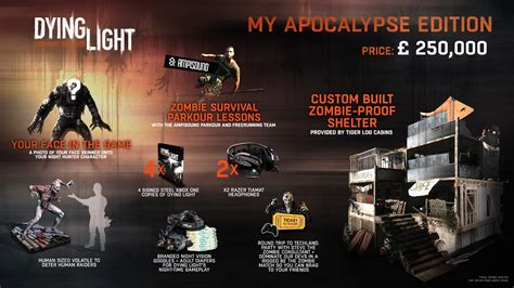 dying light premium docket dying light s 163 250k my apocalypse edition comes with