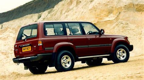 toyota land cruiser vxr 80 spesifikasi kelebihan dan kekurangan spesifikasi mobil