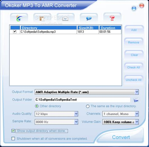 Download Mp3 Converter For Mobile Phone | okoker mp3 to amr mobile ringtone converter pack download