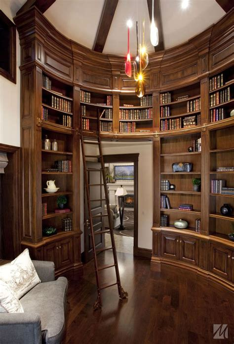 librerie a soffitto 62 idee di design per le librerie della vostra casa