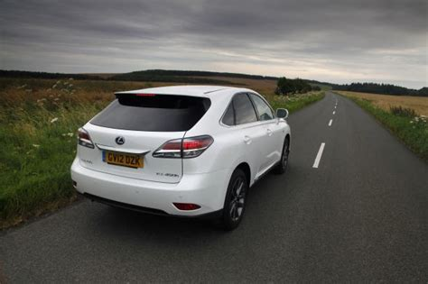 lexus rx 450h finance and running costs lexus