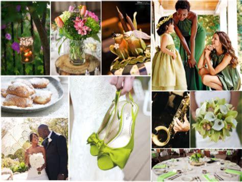 princess   frog themed wedding inspiration board