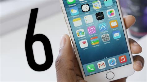 a iphone 6 apple iphone 6 review