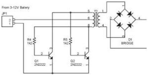 Raket Nyamuk Mini membuat mini stroboskop dc 3 12 volt yang murah dan mudah