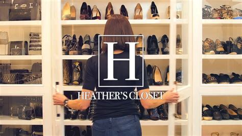 heather dubrow new house youtube welcome to heather s closet youtube