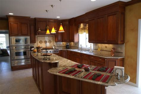 Kitchen Remodeling West Nj by Kitchen Remodel With Custom Cabinetry In Monmouth County