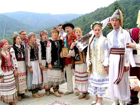 ukraine culture customs folklore pinterest