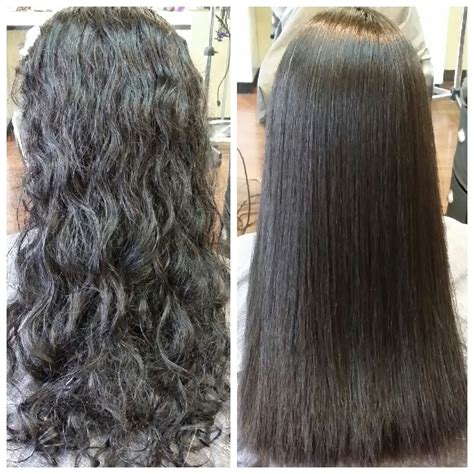 perms before and after japanese straight perm before and after yelp