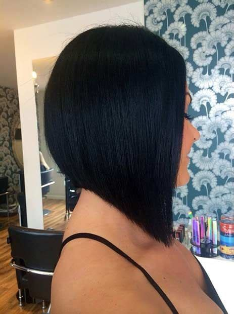 how to cut an angled bob haircut yourself 1000 images about haircuts style and color on pinterest