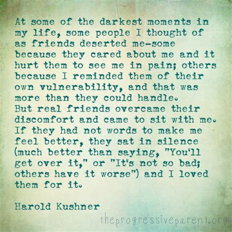 honest grief a not so ordinary guidebook to surviving the abyss books harold kushner quotes quotesgram