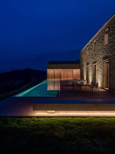 a modern italian stone house ap house by gga architects a modern italian stone house ap house by gga architects