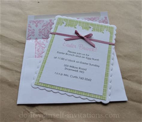 staples scallop cards template diy easter invitations ideas