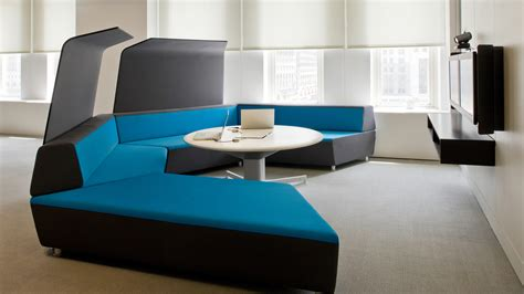steelcase couch media scape lounge seating office furnishings steelcase