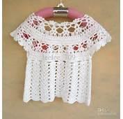 Chalecos A Crochet Para Ni&241as 6