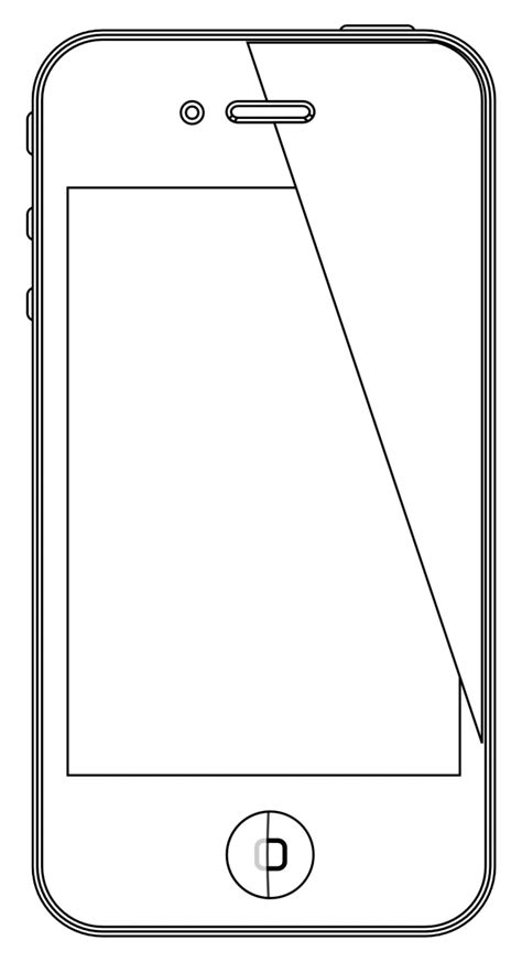 Iphone Coloring Pages iphone coloring pages clipart best 184803 iphone coloring