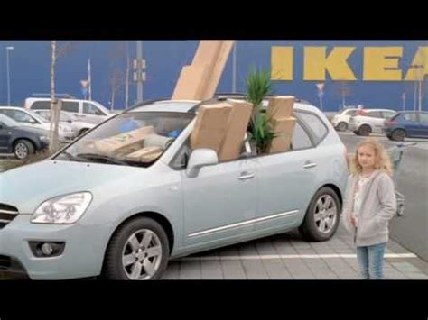 Ikea Auto by Ikea Spot Habenwollenwochen Volles Auto