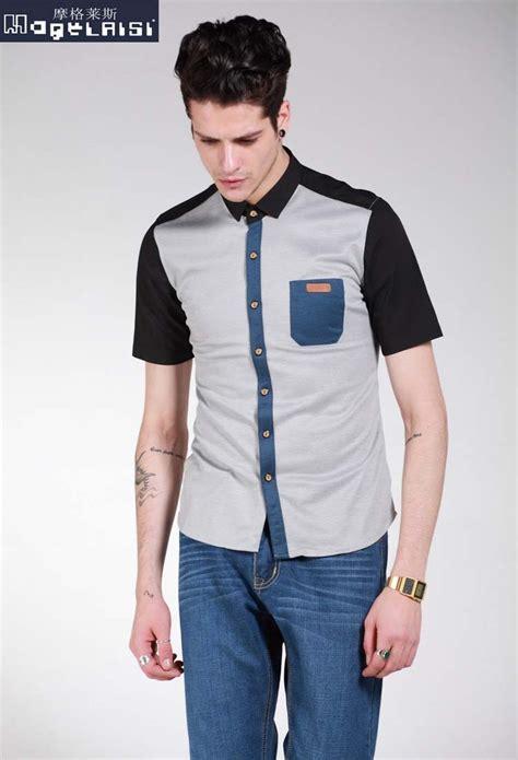 Kemeja Pria By A A Store gambar model baju hem kemeja kerja kantor pria formal slim