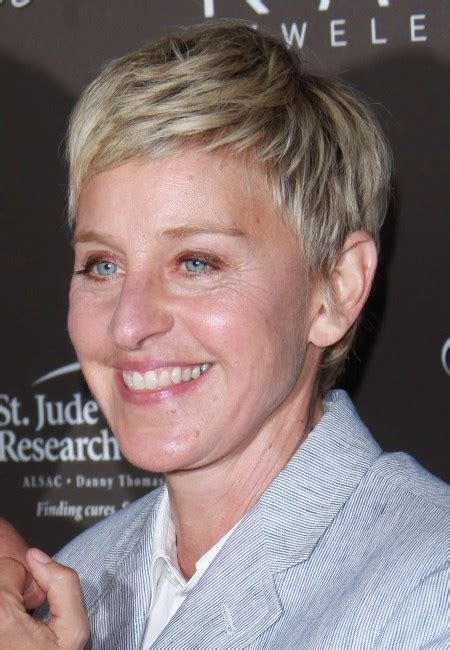 how to get ellen degeneres s haircut short hairstyle for women over 50 hairstyle for women