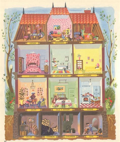 a doll s house author encyclo p18 lovely things illustrations and house