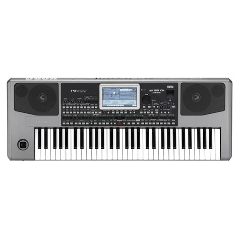 Keyboard Korg korg pa900 professional arranger keyboard at gear4music