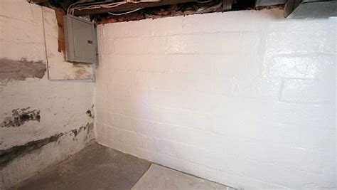 basement wall waterproofing paint waterproofing basement walls with drylok paint home