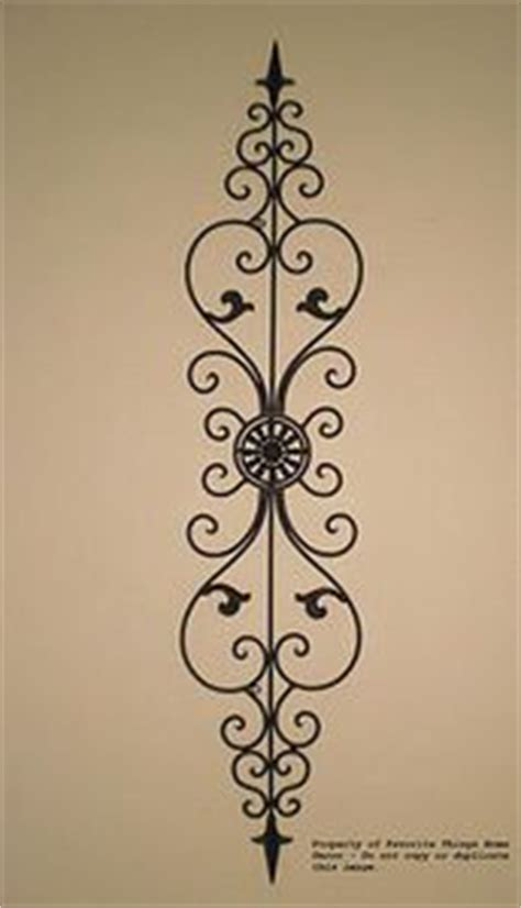 1000 ideas about iron wall on wrought iron