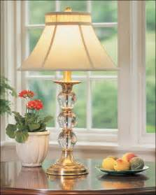 home goods chandeliers sale brass vintage table light with fabric shade home