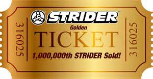 Home Plans One Story the one millionth strider golden ticket contest