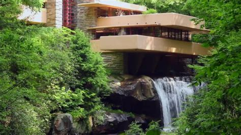 falling water house frank lloyd wright s iconic fallingwater house