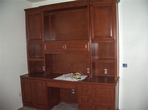 built in home office furniture for your san diego home