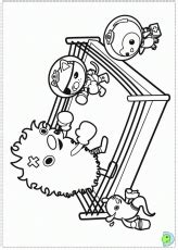 pix for gt octonauts captain barnacles coloring pages