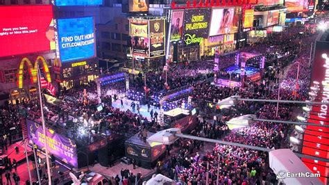 times square alliance new years eve live schedule live stream new year s eve times square live in 4k