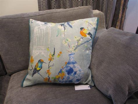 dekokissen shop designers guild dekokissen istoriato farbe zink 50 50 cm
