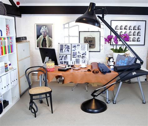 fashion design office requirements my space anya hindmarch life and style the guardian