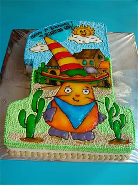 yummy baking babytv hungry henry fresh cream cake