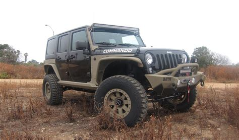 jeep commando 2016 commando cure for the common wrangler