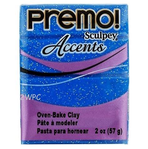 Premo Sculpey Accents 2 Oz 56 Gram buy premo sculpey blue glitter 57g 2 oz 2wards polymer clay