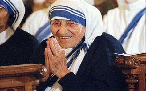 mother teresa nobel peace prize biography in hindi mother teresa s life history to be staged as docudrama